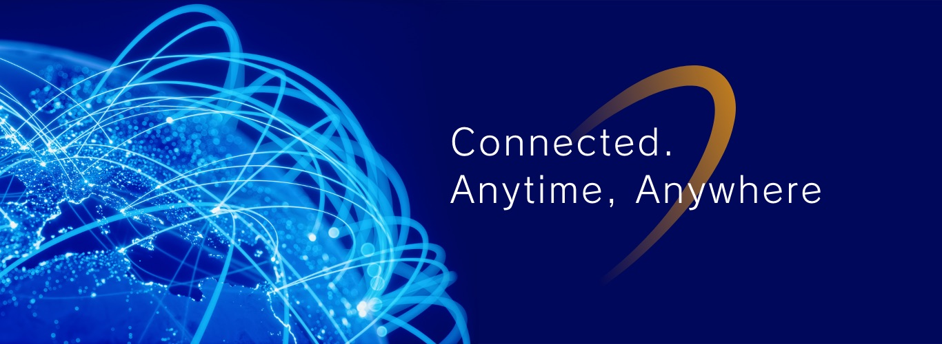 Connected.Anytime,Anywhere